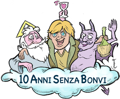 10 anni senza Bonvi (10/12/05)