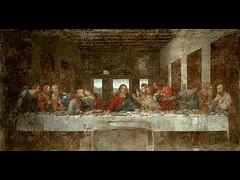 La ultima cena. Leonardo