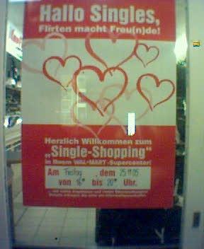Singles@Wal-Mart