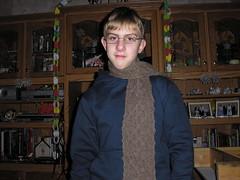 Fashion model Dustin