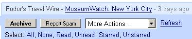 RSS en Gmail