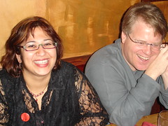 Robert Scoble and Maryam Scoble