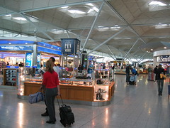 Stansted-Gate Area