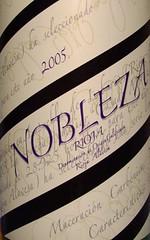 Bodegas Casado Morales, Nobleza