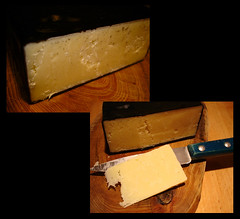 Grafton Village's Four Star Mature Vermont Cheddar