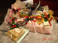 X'mas Soap Gift Set