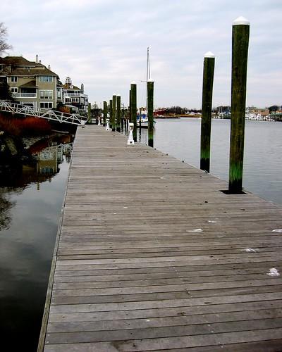 Lewes City Dock