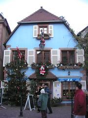 Kayserberg France Christmas Market 2005 002