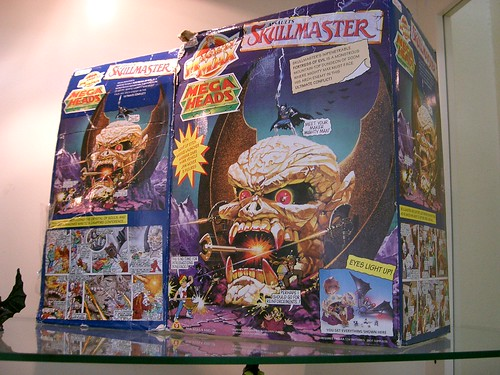 Mighty Max Skullmaster box