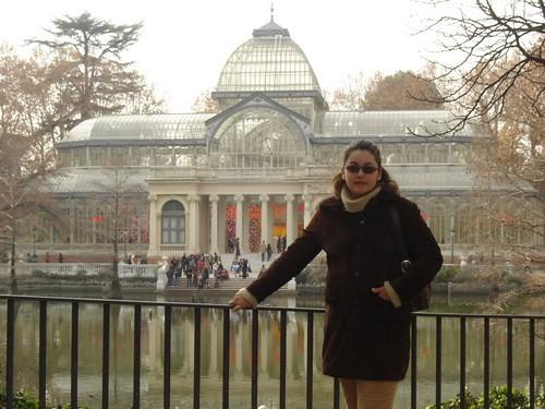La Princesa del Palacio de Cristal