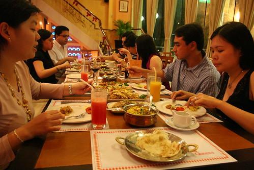 Queens Dinner