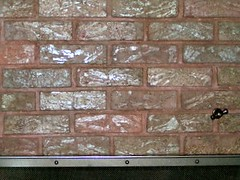 Brick Detail after