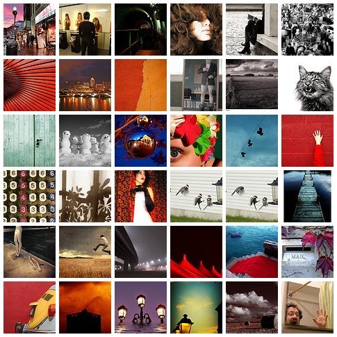 Flickr Faves Seven