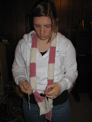 Bobo's scarf