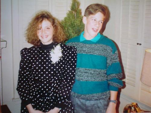 Christmas Dance '87