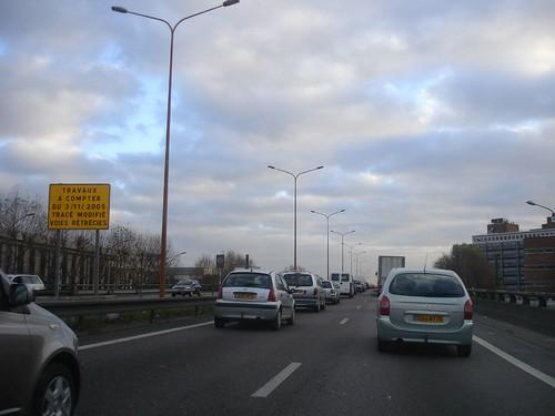 Cars cars, pilons, pilons