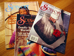 My first Spin-Off magazines