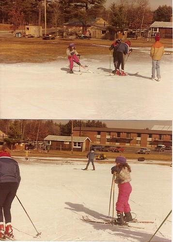 Susie Felber Ski age 10