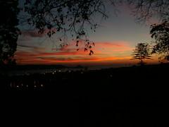 Anochecer en Lisboa