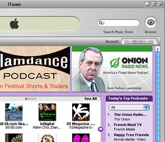 The Onion Radio News Podcast, w/ Doyle Redland