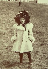 found girl...1904 photo by ed ed