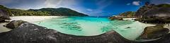 Panorama - Ko Similan also known as Similan Island #8 photo by René Ehrhardt