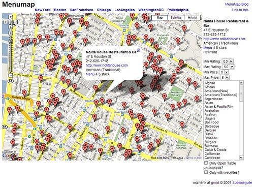 Menumap / 2007-11-20 / SML Screenshots (by See-ming Lee 李思明 SML)