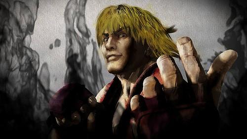 Ken from Street Fighters IV