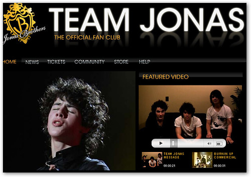 Jonas Brothers Fan Club