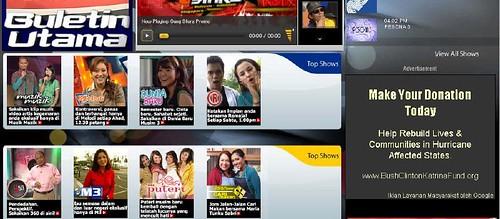 TV3 Adsense : Community Service