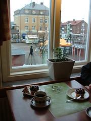 """""""EN KOPP KAFFE I SÄFFLE"""" photo by lena_mollergren"""