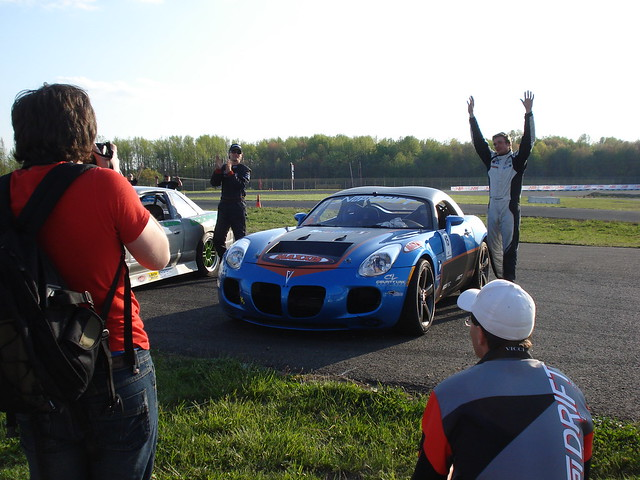 Pontiac Solstice Gxp Transformers. Ryan Tuerck and his Solstice