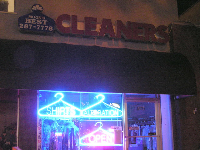 Theyre not open, and theyre probably not the best cleaners on the ...
