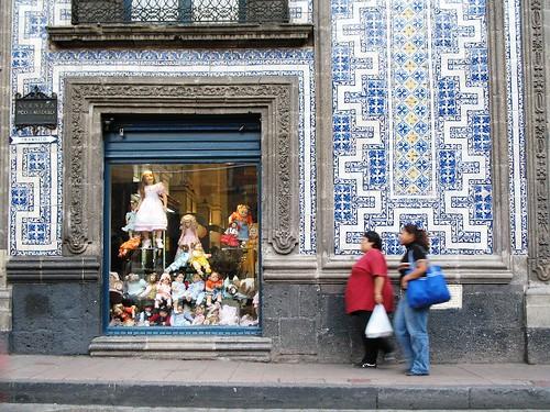 Mexico casa de los azulejos for Casa de los azulejos en mexico