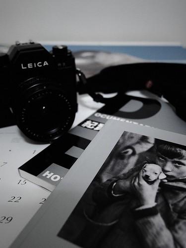 這禮拜要上黑白攝影課