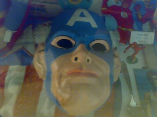 RIP Captain America