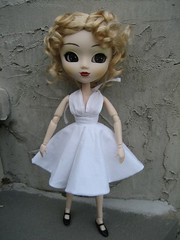 Pullip China China Marilyn Monroe photo by cybermelli