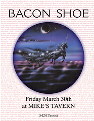 Bacon Shoe at Mike's Tavern March 30th 07 copy small photo by innerhorse
