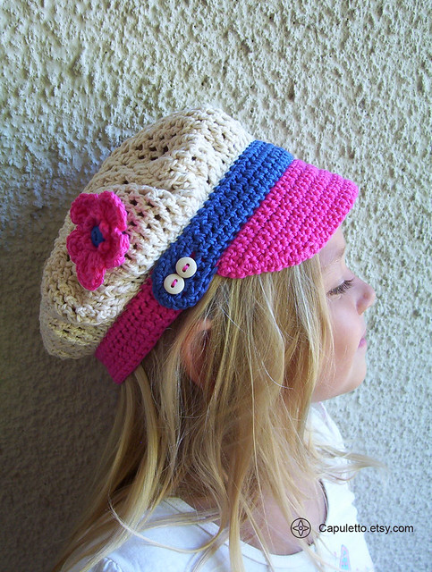 CROCHET CHILDREN HAT - Crochet - Learn How to Crochet