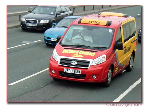 Taxifast SF08BUU