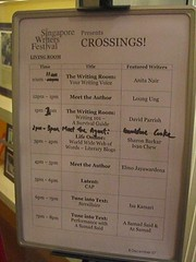 SWF Programme Listing (Living Room) - 8 Dec 2007
