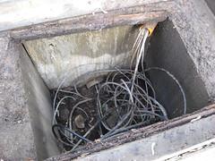 Existing conduit