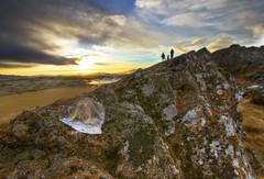 Rock on rocks ... photo by asmundur