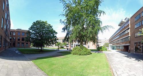 University Panorama
