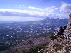 Puig Campana, Ponoig y Sanxet