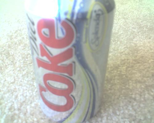 Diet Coke Splenda