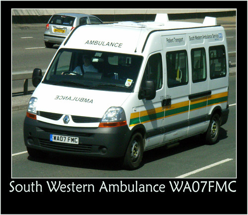 South Western Ambulance WA07FMC