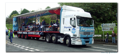 Fergusons Transport 0607 NK06EWP