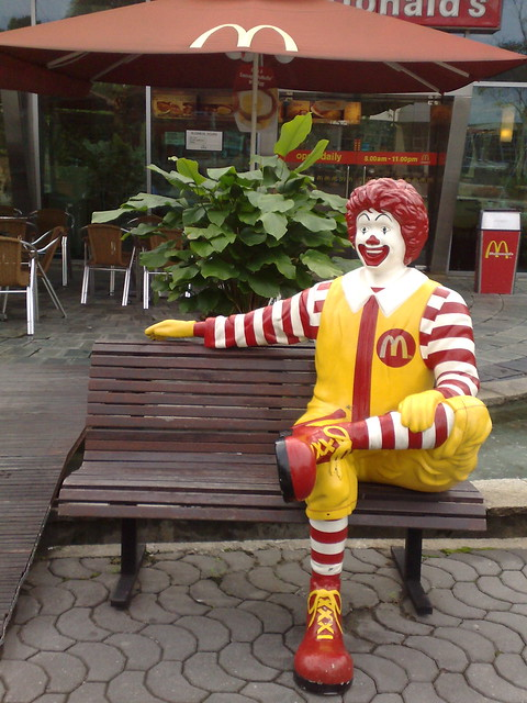 McDonalds Singapore | Flickr - Photo Sharing!