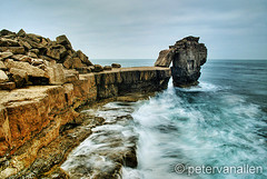 Pulpit Rock, Portland Bill photo by petervanallen